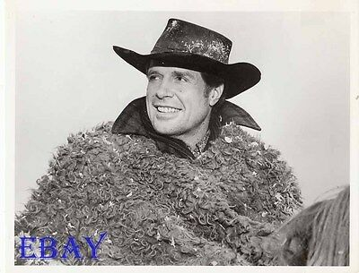 Robert Horton Man Called Shenandoah VINTAGE Photo