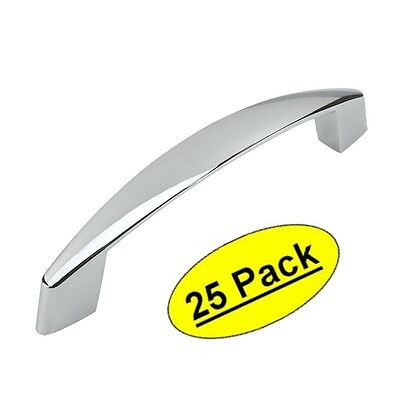 *25 Pack* Cosmas Cabinet Hardware Polished Chrome Handles Pulls #3335CH