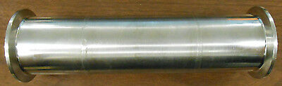 """2"""" Extension Sanitary Tube 8""""(L) 316L Stainless Steel"""