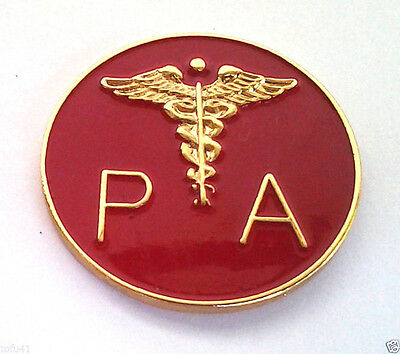 PHYSICIAN ASSISTANT PA MEDICAL Hat Pin 15329 HO