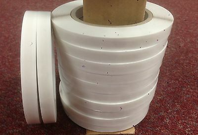 1, 5, 10, 20, 40 ROLLS DOUBLE SIDED / FINGER LIFT TAPE 6 / 12 MM x 50M +FREE 24h