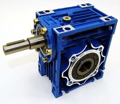 Lexar Industrial RV063 Worm Gear 80:1 Coupled Input Speed Reducer