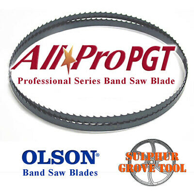 """All Pro Band Saw Blade 71-3/4"""" x 1/2"""" x .025 x 3H"""