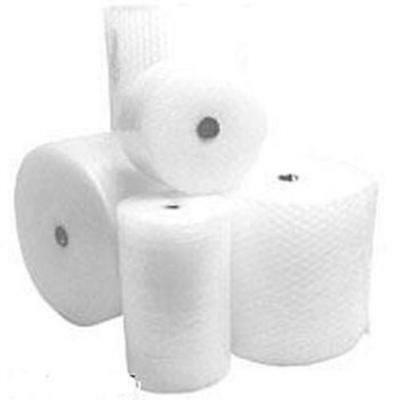 "1/2"" X 100' Ft. X 12"" BUBBLE ROLL CUSHIONING WRAP *LARGE BUBBLES* VOID FILL"