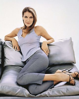 Celine Dion 8X10 Glossy Photo Picture Image #3