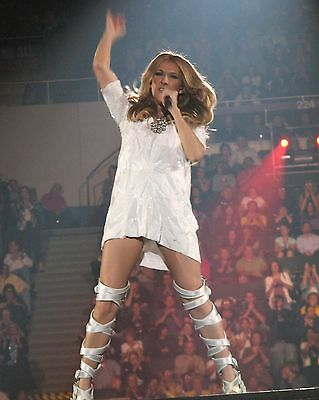 Celine Dion 8X10 Glossy Photo Picture Image #4