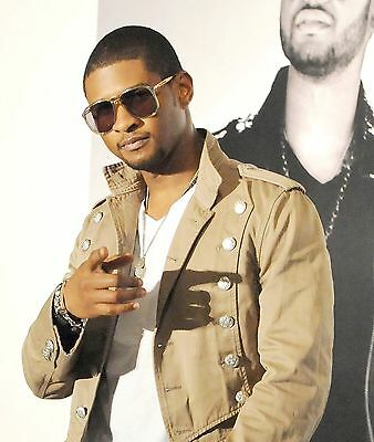 Usher 8X10 Glossy Photo Picture Image #3