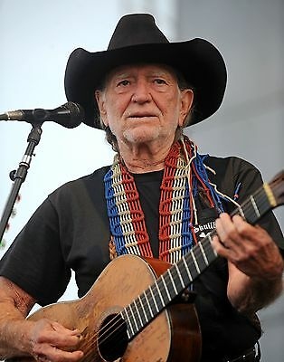 Willie Nelson 8X10 Glossy Photo Picture Image #3