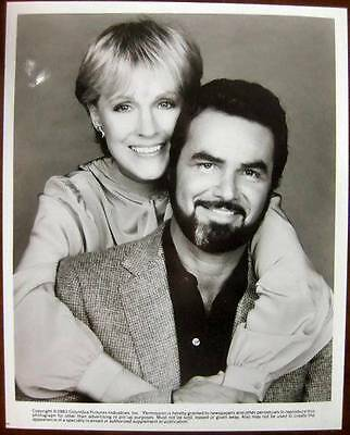 Burt Reynolds Julie Andrews The Man Who Loved Women 1983 movie photo 20013