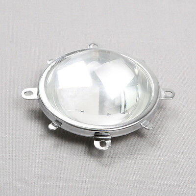 77mm Lens + 82mm Reflector Collimator w/ Fixed Bracket For 30W-100W LED Lamp Set