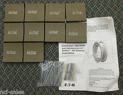 Eaton 146234F Repair Kit W/ Fiction Shoes, Shoe Pins, And Lockwires