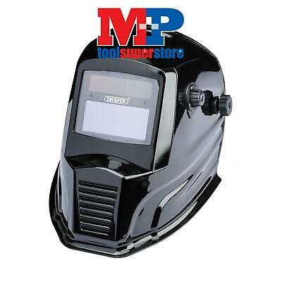 Draper 38271 Solar Powered Auto-Varioshade Welding and Grinding Helmet