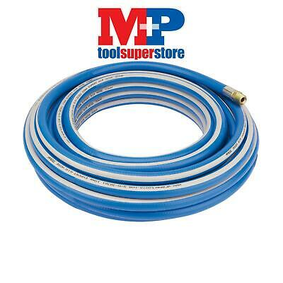 "Draper 38356 Expert 15M 1/4"" BSP 6mm Bore Air Line Hose"