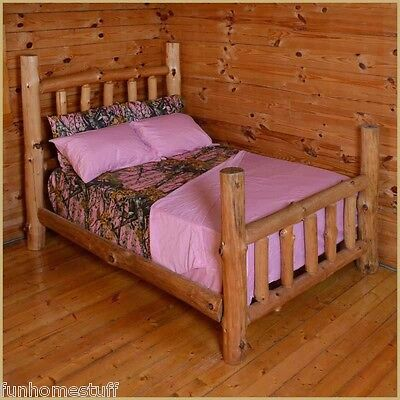 The Woods Pink Camouflage Camo Super Soft Bed Sheet Set All Sizes on Sale Now!