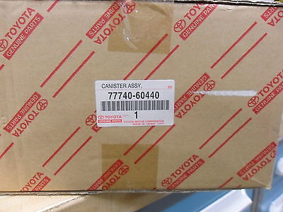 TOYOTA CHARCOAL CANISTER! VAPOR NEW OEM! 77740-60440 03-06 Land Cruiser