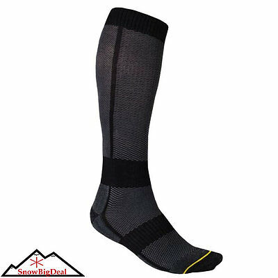 Klim Vented Sock Motorcycle Snowmobile Riding Technical Moisture Wicking Socks