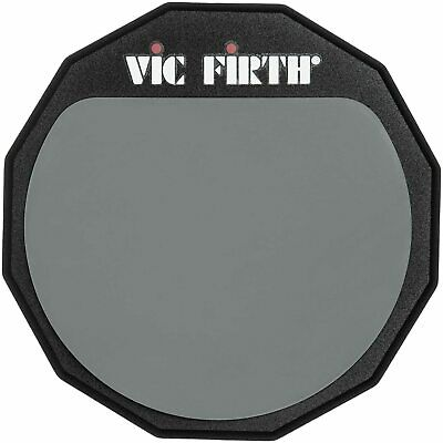 "Vic Firth VF-PAD6 6"" Drumming Accessory Practice Pad"
