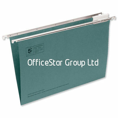 Strong Office Suspension Hanging Files+Tabs+Inserts FOOLSCAP Size~5 to 200 Files