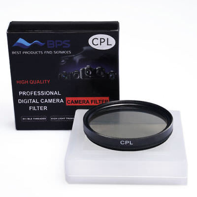 58mm CPL+UV+FLD filter Kit FOR canon nikon sony sigma pentax AU LOCAL shipping