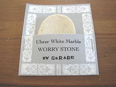 Connemara Marble by Gerard Worry Stone, Ulster White Marble