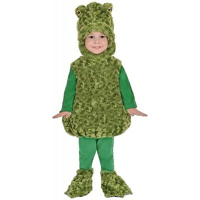 frog costume baby toddler kids halloween fancy dress