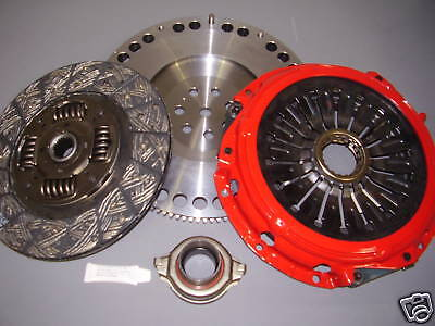 Flywheel & Fast Road Clutch Kit Lightened & Balanced