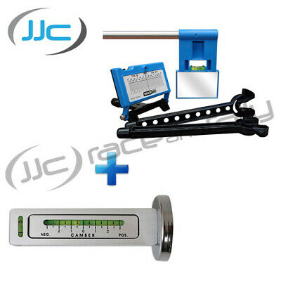 Trackace Laser Wheel Alignment/Tracking System + Trackrite Camber Gauge