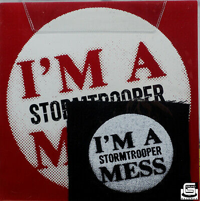 "7"" Single+CD: Stormtrooper - I´m A Mess, Limited to 500, NEU & OVP"