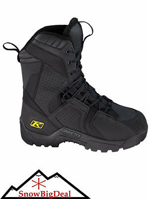 Klim Arctic GTX Snowmobile Boots Insulated Goretex Snowmobiling Snow Warm Mens
