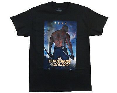 Guardians Of The Galaxy Movie Drax Marvel Comics Licensed Adult T-Shirt