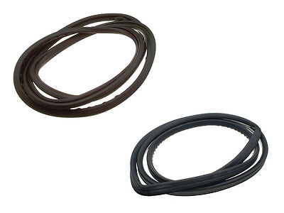 NEW Mercedes W116 280S 280SE 450SEL URO PARTS Front & Rear Windshield Seal Set