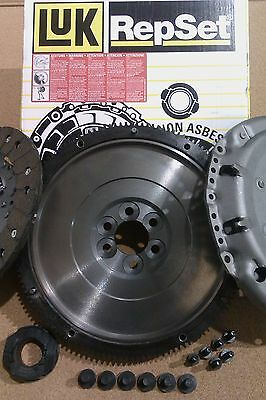 Smf Flywheel And Luk Clutch Kit With All Bolts For A Vw Golf Mkv 1.9Tdi 1.9 Tdi