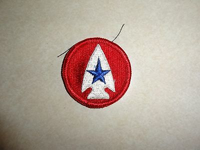 Us Military Patch Colored Arrowhead Us Army Combat Development Command Cdc