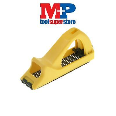 Stanley Tools 521104 Moulded Body Surform Block Plane Plasterboard