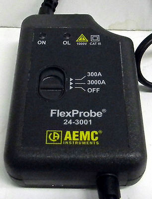 AEMC 24-3001 FlexProbe Flexible Current Probe INV BR