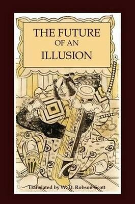NEW The Future of an Illusion by Sigmund Freud Perfect Book (English) Free Shipp