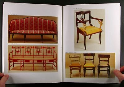 MARYLAND HISTORICAL FURNITURE CATALOG COLONIAL FEDERAL VICTORIAN -Hardcover ed.