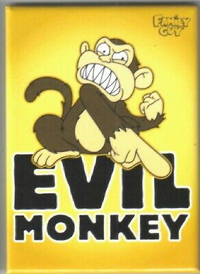 The Family Guy, Evil Monkey Pointing Magnet, NEW UNUSED