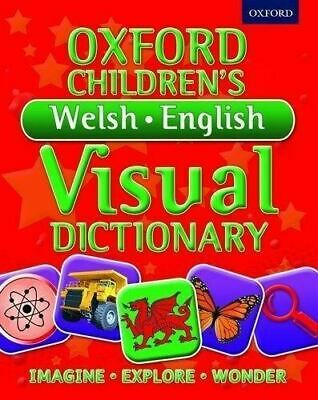 Oxford Children's Welsh-English Visual Dictionary (New Paperback Book)