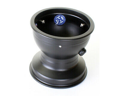 Douglas DWT Kart Magnesium 130mm Mag Black Single Front Wheel