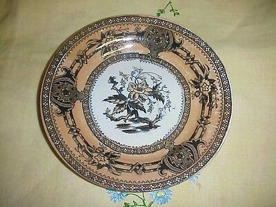 PETRUS REGOUT MAASTRICHT BELUS MADE IN HOLLAND PLATE 7""