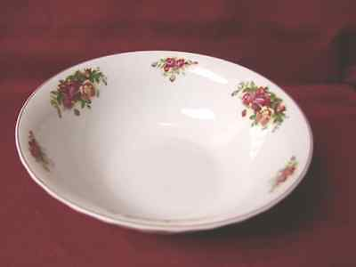 Royal Norfolk China Dinnerware England Country Rose also Cottage Rd serving Bowl