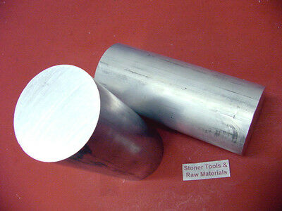 """12 pieces 1-1/2"""" ALUMINUM 6061 ROUND BAR 4.5"""" LONG T6511 Solid Rod Lathe Stock"""