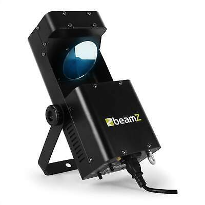 Beamz Wildflower Licht Effekt Maschine 20W Scanner Strahler Gobo Rgbw Led Disco