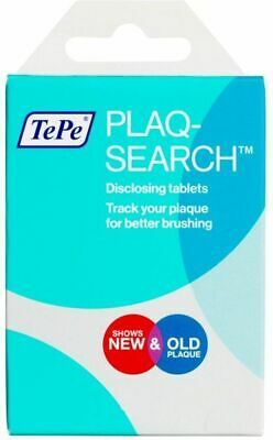 Tepe Plaqsearch Disclosing Tablets 20pcs