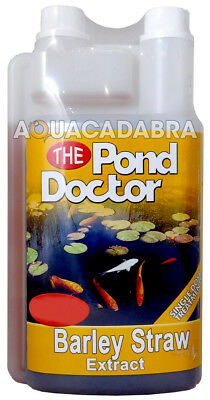 Tap The Pond Doctor Barley Straw Extract 500Ml Water Treatment Garden Fish Koi