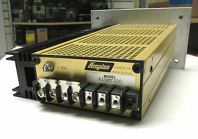 * Acopian Regulated Power Supply Adjustable Voltage Model A15NT200  .. WF-48