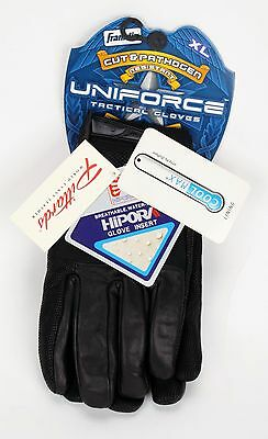 Franklin Uniforce Cut & Pathogen Kevlar & Hipora Lined Tactical Gloves XL