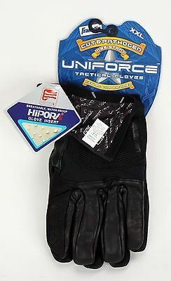 Franklin Uniforce Cut & Pathogen Kevlar & Hipora Lined Tactical Gloves XXL