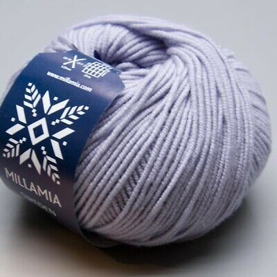 Millamia Naturally Soft Merino 120 forget me not 50g Wolle (13.50 EUR pro 100 g)